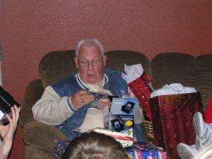 Merry Christmas dad!