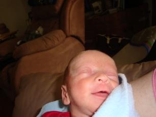baby wyatt smiling 014